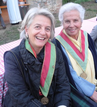 Teresa Severini and Maria Grazia