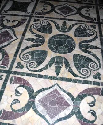 Senate Floor, rome
