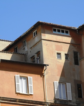 Papal chimney