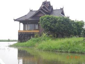 Inle Lake hotel and spa