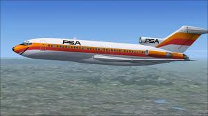 Ahh, the 727. The only thing cool about this plane is the rear passenger exit made famous by D.B. Cooper