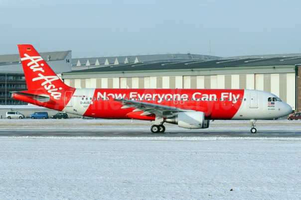 This is an A320 flown by Air Asia. Ihave made many flights on this baby. Excellent plane, excellent airline